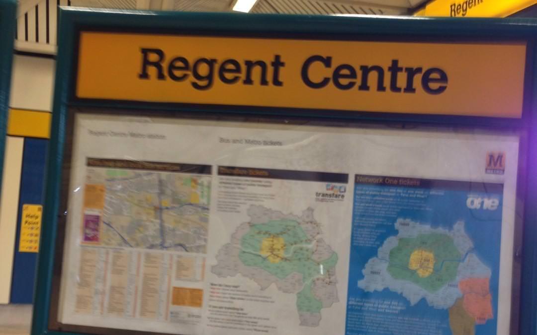 Regent Centre Metro