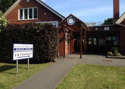 Health Centre Gosforth