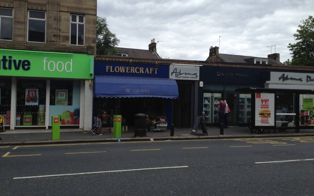 Flowercraft Gosforth High Street
