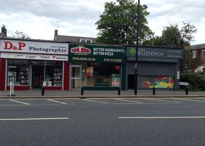 Papa Johns Gosforth High Street