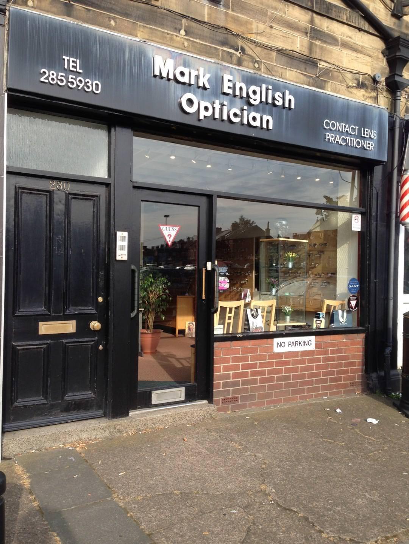 Mark English Optician