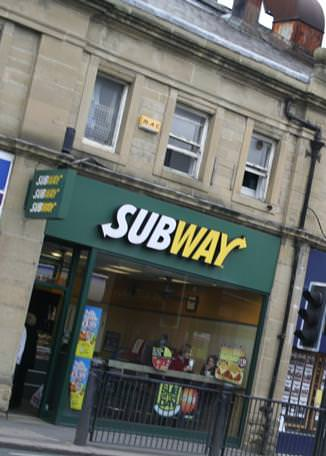 Subway Gosforth High Street