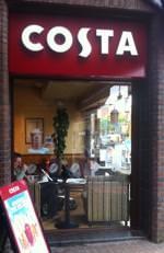 Costa Gosforth High Street