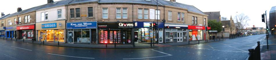 Travel Agents in Gosforth