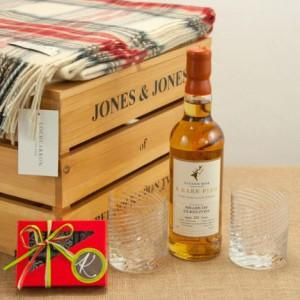 Braes of Glenlivet Aged 20 Years Whisky Hamper