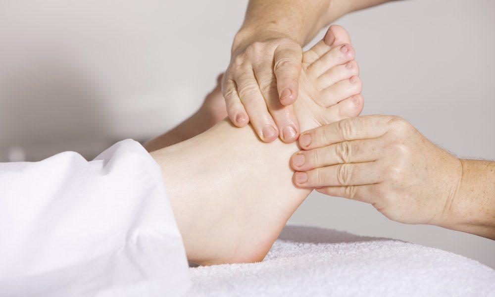 Development of the foot